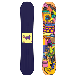 Dinosaurs Will Die maeT Snowboard 2021