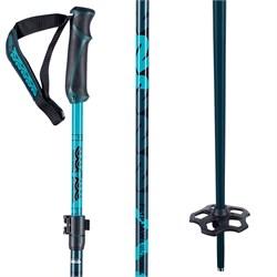K2 Freeride Flipjaw Adjustable Ski Poles 2021