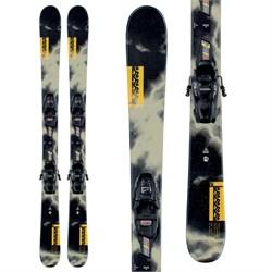 K2 Poacher Jr Skis + FDT 7.0 Bindings - Boys' 2021