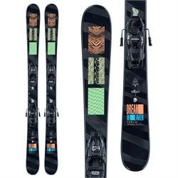 K2 Dreamweaver Skis + FDT 4.5 Bindings - Girls' 2021