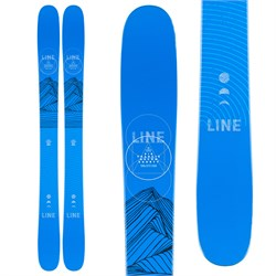 Line Skis Sir Francis Bacon Shorty Skis - Boys' 2021