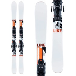 Line Skis Tom Wallisch Shorty Skis - Boys' 2021