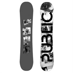 Public Snowboards Display Mathes Snowboard 2021