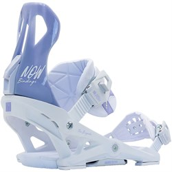 Now Brigada Snowboard Bindings - Women's 2021