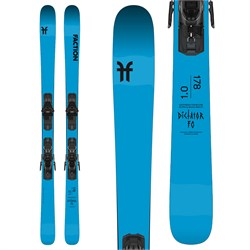 Faction Dictator FG 1.0 Skis ​+ M11 GW Bindings 2021