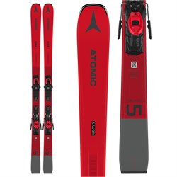 Atomic Savor 5 Skis ​+ M 10 GW Bindings 2021