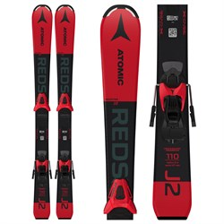 Atomic Redster J2 Skis ​+ C 5 GW Bindings - Little Boys' 2021