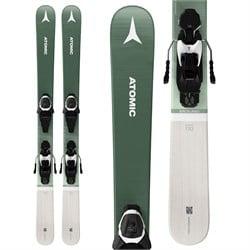 Atomic Backland Girl Skis + L 6 GW Bindings - Little Girls' 2022