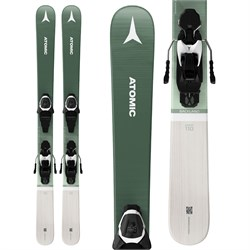 Atomic Backland Girl Skis ​+ L 6 GW Bindings - Little Girls' 2021