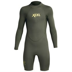 XCEL 2mm Axis Long Sleeve Spring Suit - Kids'