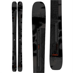 Salomon Stance 102 Skis  - Used