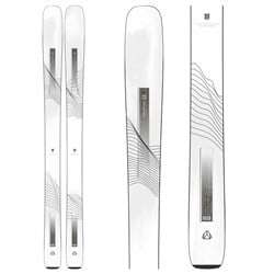 Salomon Stance W 94 Skis - Women's 2021