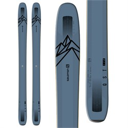 Salomon QST 118 Skis 2021