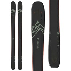 Salomon QST 92 Skis  - Used