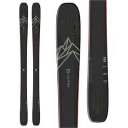 Salomon QST 92 Skis 2021