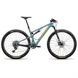 Santa Cruz Bicycles Blur CC X01 Complete Mountain Bike 2020