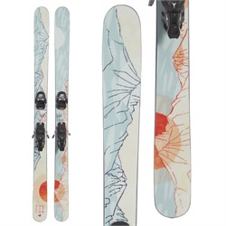 Coalition Snow SOS Skis ​+ Atomic Warden MNC 13 Bindings - Women's  - Used