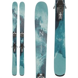 Line Skis Pandora 94 Skis + Marker Griffon 13 ID Bindings - Women's  - Used