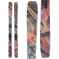 Moment PB&J Skis ​+ Armada STH2 WTR 16 Bindings  - Used