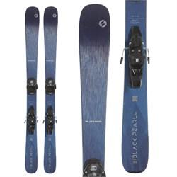 Blizzard Black Pearl 88 Skis + Armada Warden MNC 11 Bindings - Women's  - Used