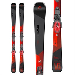 Head V-Shape V6 Skis ​+ PR 11 GW Bindings 2021