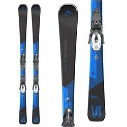 Head V-Shape V4 Skis + PR 10 GW Bindings 2022