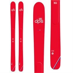 DPS Pagoda Piste 100 C2 Skis 2021