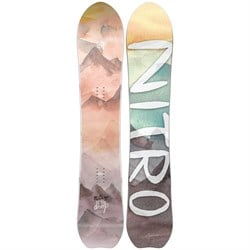 Nitro Drop Snowboard - Women's 2021