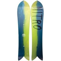 Nitro The Quiver Fintwin Snowboard 2021