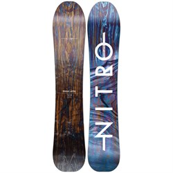 Nitro Woodcarver Snowboard 2022