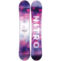 Nitro Mystique Snowboard - Women's 2021