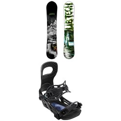 Lib Tech Skunk Ape HP C2 Snowboard ​+ Bent Metal Joint Snowboard Bindings