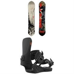 CAPiTA Kazu Kokubo Pro Snowboard + Union Atlas Snowboard Bindings 2021