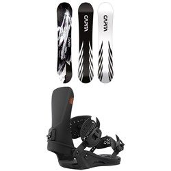 CAPiTA Mercury Snowboard 2021 ​+ Union Atlas Snowboard Bindings 2021