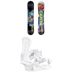 CAPiTA The Outsiders Snowboard ​+ Union Force Snowboard Bindings 2021