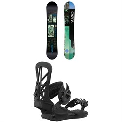 CAPiTA Outerspace Living Snowboard ​+ Union Flite Pro Snowboard Bindings 2021