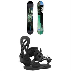 CAPiTA Outerspace Living Snowboard ​+ Union Contact Pro Snowboard Bindings 2021