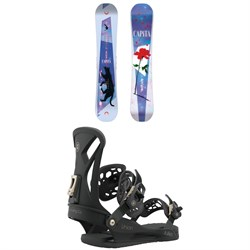 CAPiTA Space Metal Fantasy Snowboard ​+ Union Juliet Snowboard Bindings - Women's 2021