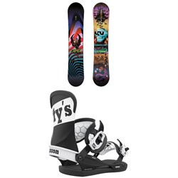 CAPiTA Scott Stevens Pro Snowboard ​+ Union Contact Pro Scott Stevens Snowboard Bindings 2021