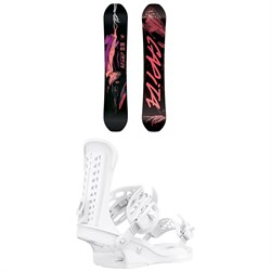 CAPiTA Indoor Survival Snowboard ​+ Union Force Snowboard Bindings 2021
