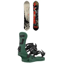CAPiTA Kazu Kokubo Pro Snowboard ​+ Union Force Snowboard Bindings 2021