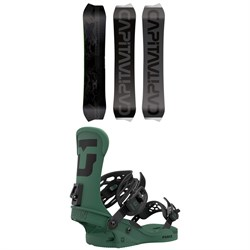 CAPiTA Asymulator Snowboard ​+ Union Force Snowboard Bindings 2021