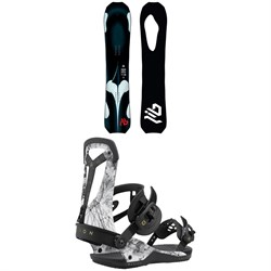 Lib Tech T.Rice Orca Snowboard ​+ Union Falcor Snowboard Bindings 2021