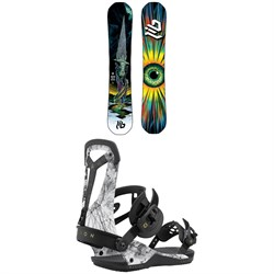 Lib Tech T.Rice Pro HP C2 Snowboard ​+ Union Falcor Snowboard Bindings 2021