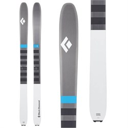 Black Diamond Helio 105 Skis  - Used