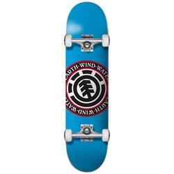 Element Seal Blue 7.375 Skateboard Complete - Big Kids'