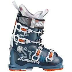 Nordica Strider 115 W DYN Alpine Touring Ski Boots - Women's  - Used