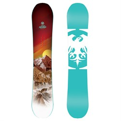 Never Summer Infinity Snowboard - Women's 2021