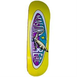 Real Silva Oval 8.28 Skateboard Deck