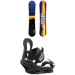 Lib Tech Cortado C2 Snowboard ​+ Burton Stiletto Snowboard Bindings - Women's